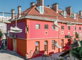 Hostel Celica Art, hostel in Ljubljana