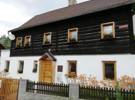 Kristýna, hotel v České Kamenici