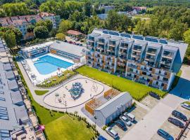 Michano Apartamenty Premium, hotel with jacuzzis in Kołobrzeg