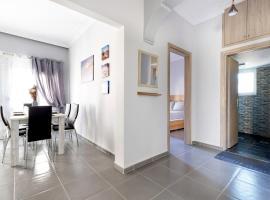 Navarino Apartment, budget hotel in Chania Town