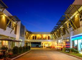 Holiday Suites, отель в Пуэрто-Принсеса