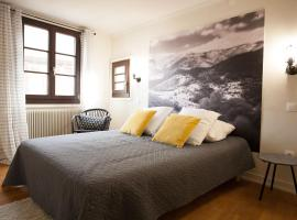 Appartement L'Atelier - 1er étage, hotel in Kaysersberg