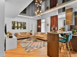 Novum Aparthotel, מלון בבוקרשט