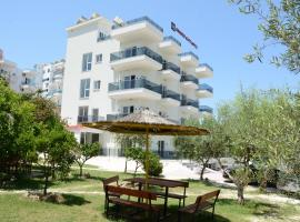 Summer Gate Hotel, Hotel in Ksamil