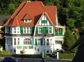 Villa Biso, hotel near Seilbahn Burg, Solingen