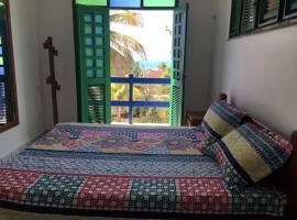 Apto canoa quebrada, apartment in Aracati
