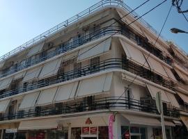 Star Hotel, ξενοδοχείο στα Λουτρά Αιδηψού