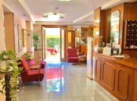 Hotel Signa, hotel a Perugia