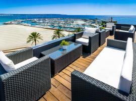 Nautic Hotel & Spa, Hotel in der Nähe vom Flughafen Palma de Mallorca - PMI, Can Pastilla