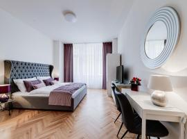 Gold Art Apartments, apartment in Prague