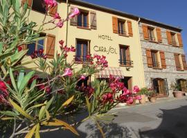 Logis Hotel Cara Sol, hotel near Collioure Royal Castle, Elne