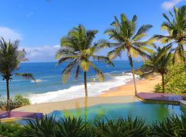 Niraamaya Retreats, Surya Samudra, Kovalam, accessible hotel in Kovalam