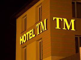 Hotel TM, hotel in Radom