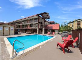 Econo Lodge, hotel in Pigeon Forge