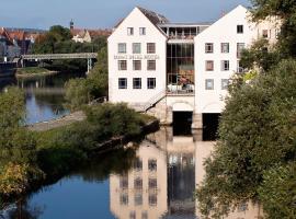 SORAT Insel-Hotel Regensburg, Hotel in Regensburg