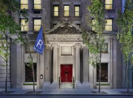 Royalton New York, hotel near Broadway Theatre, New York