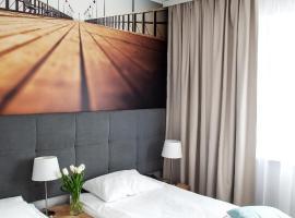 Baltic Hotel, hotel in Gdynia