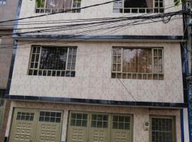 La Cachaca, habitación en casa particular en Bogotá