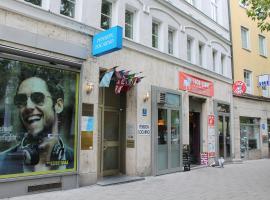 Pension Locarno, guest house in Munich