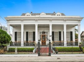 Ashton's Bed and Breakfast, B&B in New Orleans