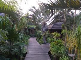 Lodge Afrique, hotel in St Lucia