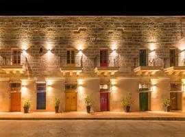 Quayside, boutique hotel in Marsaxlokk
