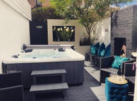 Bournemouth Beach Boutique, hotel with jacuzzis in Bournemouth