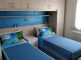 Camera Belvedere, bed & breakfast a Rimini