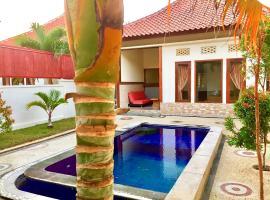 Sunbeam Villa, three-star hotel in Kuta Lombok
