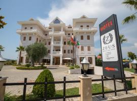 Hotel Vila Zeus, hotel in Rinas