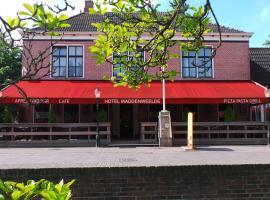 Hotel Waddenweelde, hotel en Pieterburen