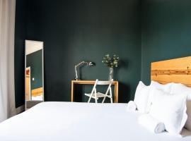 Avenue Rooms & Suites, ostello a Lisbona