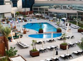 Al Ain Palace Hotel Abu Dhabi, hotel in zona Abu Dhabi Mall, Abu Dhabi