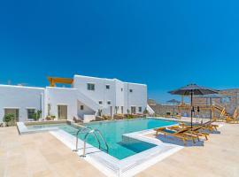 Mykonos Cactus, budget hotel in Ornos