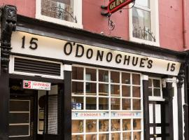 O'Donoghue's, homestay in Dublin