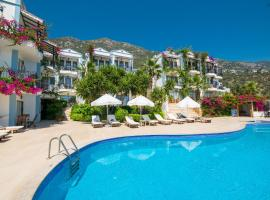 The Mediteran Hotel, appartement in Kalkan