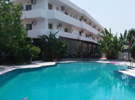 Sotirakis Hotel, hotel v destinaci Faliraki
