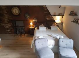 Au detour de Gournay, serviced apartment in Gournay-en-Bray