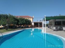 Stamatia Studios, hotel near Historical and Folklore Museum of Corgialenos, Razáta