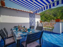 La Rosa dei Venti - Levante, self catering accommodation in Maiori
