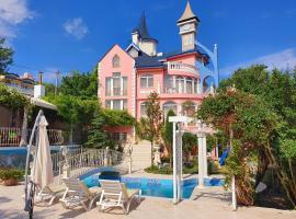 Fabula hotel, ваканционно жилище във Варна