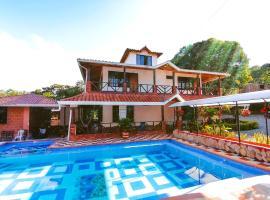 Casa Campestre Las Nieves, hotel en San Gil