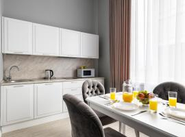 Olympic Apartments, апартаменты/квартира в Адлере
