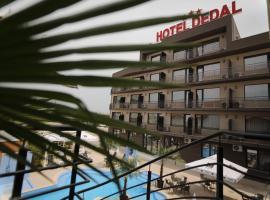 Hotel Dedal, hotel near Mihail Kogălniceanu International Airport - CND, Mamaia Sat/Năvodari
