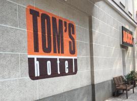Tom's Hotel (Gay Hotel), hotel in Tempelhof-Schöneberg, Berlin