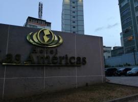 Hotel Las Americas, hotel in Caracas