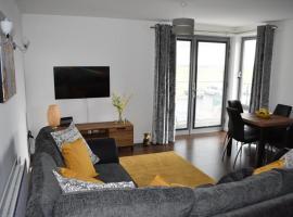 Links View Apartment, hotel near Carnoustie Golf Links, Carnoustie
