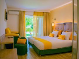 Hotel Adrar Agadir – hotel w mieście Agadir