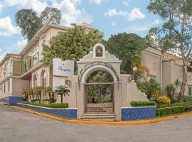 Centro Hotel Villa las Margaritas, hotel near El Lencero Airport - JAL, Xalapa