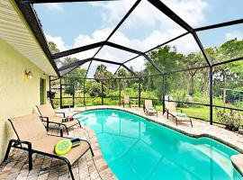 Orange River Oasis Home Home, villa in Fort Myers